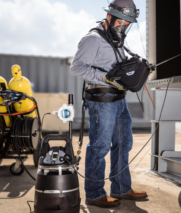 East Wind Safety - Draeger confined Space Entry kit in UAE, Dubai and Abu Dhabi