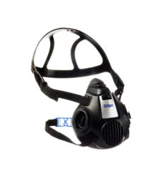 East Wind Safety - Draeger X-plore 3300/3500 Twin Filter Half Mask in UAE, Dubai, Abu Dhabi