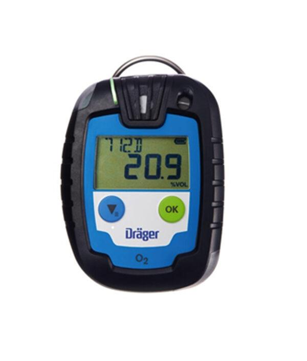 East Wind Safety - Draeger Pac 6000 Single Gas Detector in UAE, Dubai and Abu Dhabi