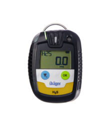 East Wind Safety - Draeger Pac 6500 Single Gas Detector in UAE, Dubai and Abu Dhabi