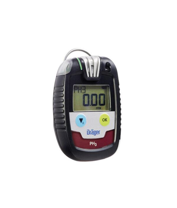 East Wind Safety - Draeger Pac 8000 Single Gas Detector in UAE, Dubai and Abu Dhabi