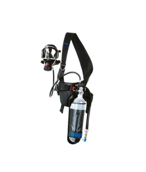 East Wind Safety - Draeger PAS Colt Short Term Breathing Apparatus in UAE, Dubai, Abu Dhabi