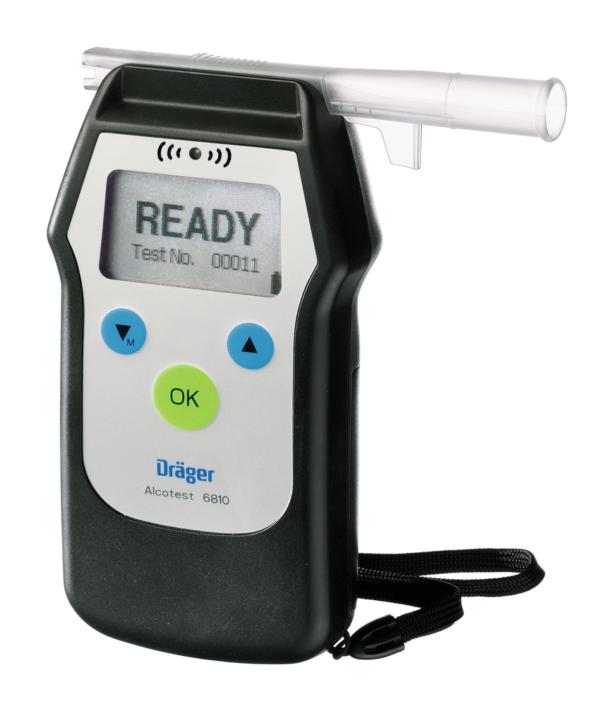 East Wind Safety - Draeger alcotest 6810 alcohol monitoring device in UAE, Dubai and Abu Dhabi