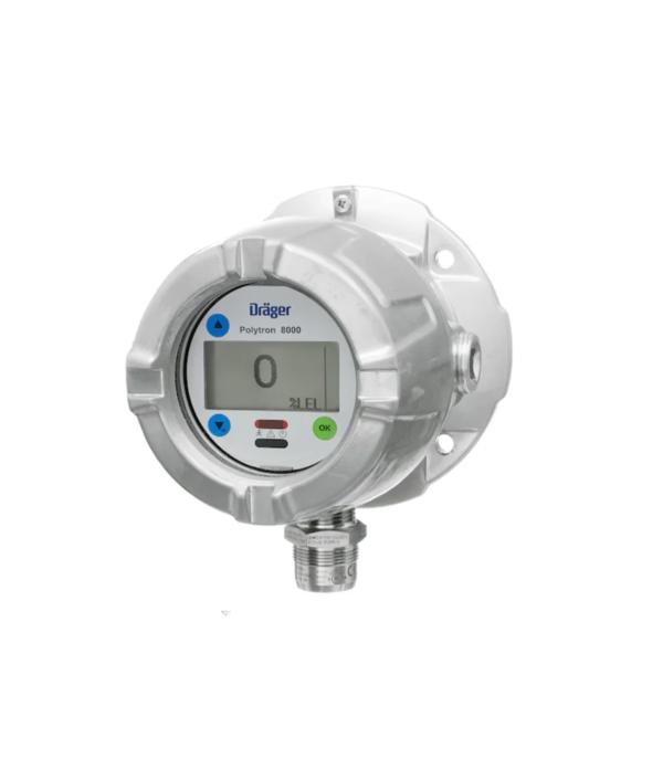 Ahjar Safety - Draeger polytron 8200 cat flammable gas detector in UAE, Dubai and Abu Dhabi