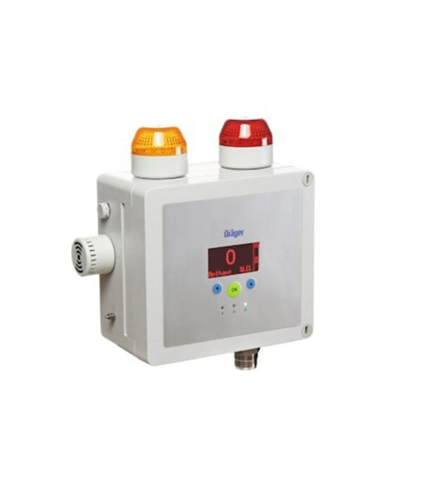 East Wind Safety - Draeger PointGard 2200 flammable gas detector in UAE, Abu Dhabi and Dubai